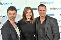 Erica Durance MIPCOM 2012 Opening Party as part of MIPCOM 2012 at Hotel Martinez on October 8, 2012 in Cannes