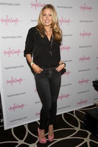 Estella Warren Kari Feinstein Style Lounge - Pre-Golden Globes 2013 - Day 1 (Jan 10, 2013)