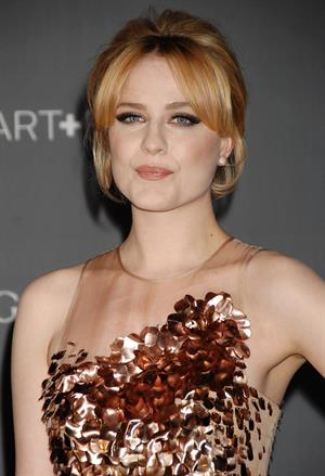 Evan Rachel Wood - 2012 Art and Film Gala hosted by LACMA