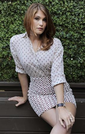 Gemma Arterton - Toronto International Film Festival Portraits September 9, 2012
