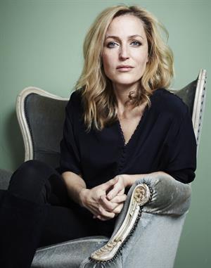 Gillian Anderson Jamie Baker Photoshoot 2012