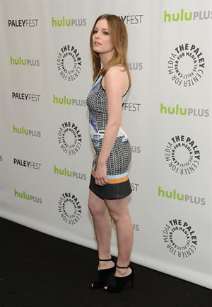 Gillian Jacobs 'Community' PaleyFest 2013 in Beverly Hills 3/5/13