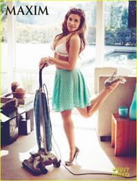 Danielle Fishel in lingerie