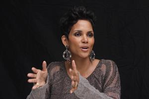 Halle Berry - Cloud Atlas Press Conference At The Beverly Hills Hotel 2012