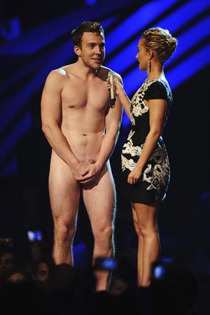 Hayden Panettiere - 2011 MTV European Music Awards