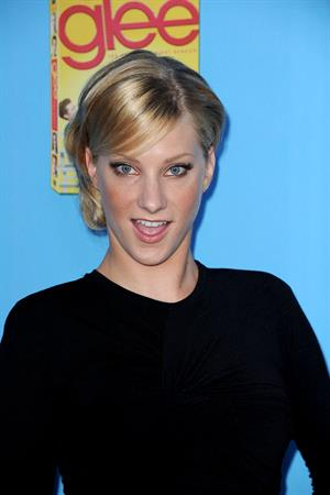Heather Morris - Glee season 2 Premiere Screening and DVD Release Party - 07/09/2010