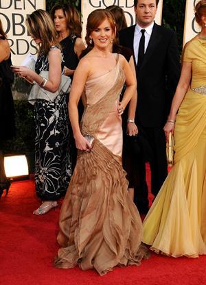 Isla Fisher 66th annual Golden Globe Awards