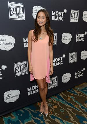 Jamie Chung Montblanc Presents 3rd Annual 24 Hour Plays Los Angeles, June 23, 2013