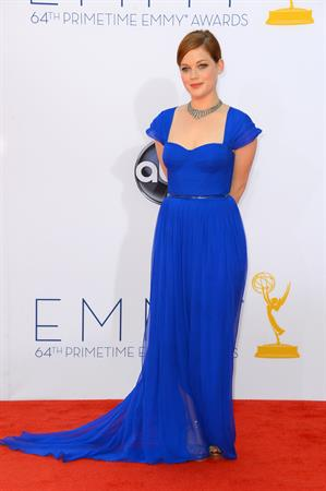 Jane Levy - 64th Primetime Emmys Nokia Theatre LA Sept 23 2012