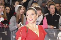 Jeanette Biedermann U 30Verleihung Deutscher Fernsehpreis in Köln on October 2, 2012