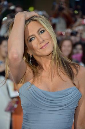 Jennifer Aniston Life Of Crime Premiere at Toronto International Film Festival on September 14, 2013