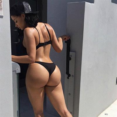 Tori Hughes in a bikini - ass