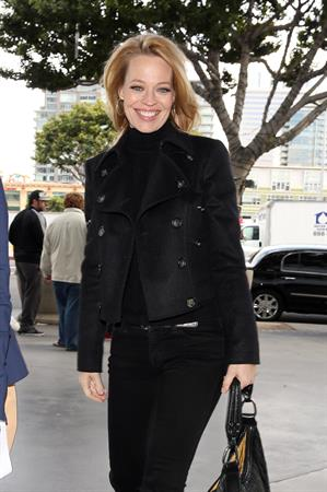Jeri Ryan in LA 2/8/13