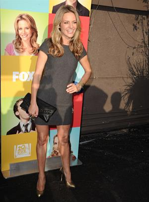 Jessalyn Gilsig at  Glee  Academy Event (July 27, 2010)