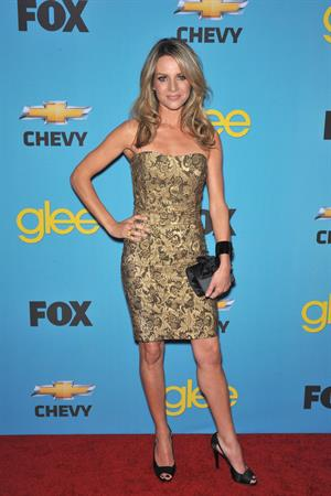 Jessalyn Gilsig at Fo's  Glee  Spring Premiere Soiree 12/04/10
