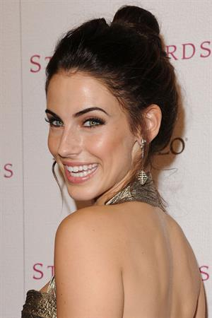 Jessica Lowndes attends the Hollywood Style Awards at Billy Wilder Theater at the Hammer Museum on December 12, 2010