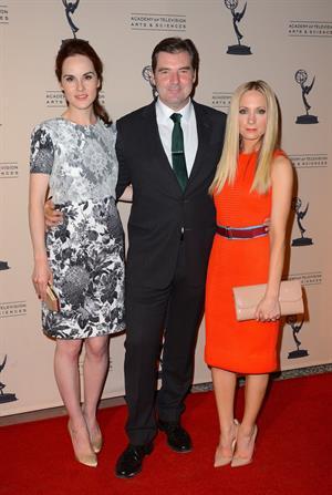 Joanne Froggatt 64th Primetime Emmy Awards Writers' Nominee Reception (September 20, 2012)