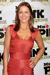 Josie Davis Mr. Pink Ginseng Drink Launch Party in Beverly Hills (Oct 11, 2012)