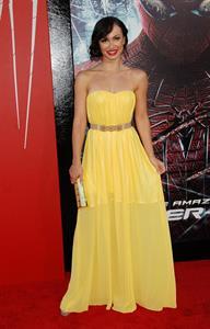 Karina Smirnoff -  The Amazing Spider-Man  Los Angeles Premiere in Westwood (June 28, 2012)