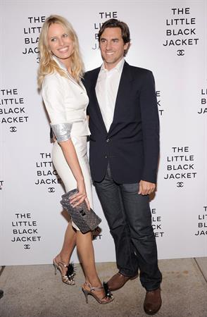 Karolina Kurkova - CHANEL's The Little Black Jacket Event in New York City (June 6, 2012)