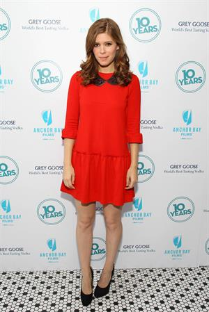 Kate Mara - 10 Years New York Brunch Reunion, September 16, 2012