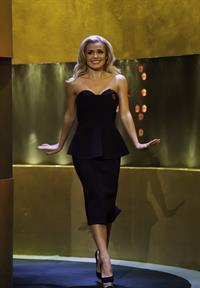 Katherine Jenkins Jonathan Ross Show in London - November 10, 2012