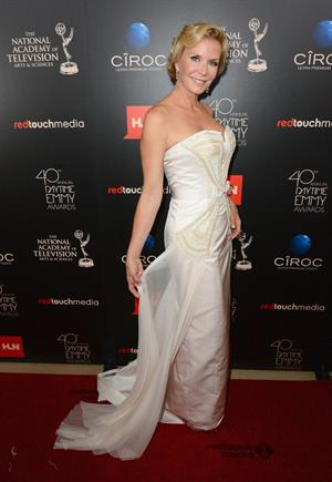 Katherine Kelly Lang - June 16, 2013 40th Annual Daytime Entertainment Emmy Awards