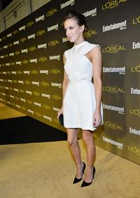 Katie Cassidy  Entertainment Weekly Pre-Emmy Party in Los Angeles - September 21, 2012