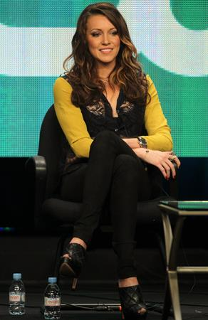 Katie Cassidy - TCA Summer Press Tour Arrow Panel - July 30, 2012