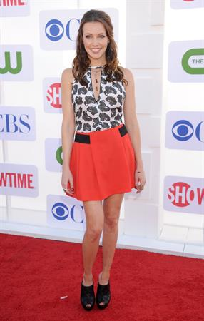 Katie Cassidy - CBS, Showtime and The CW Party during 2012 TCA Summer Tour - Beverly Hills, Jul. 29, 2012