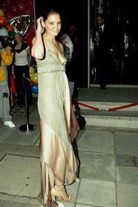 Katie Holmes At Stella McCartneys Store 1st Birthday in London 5/25/04