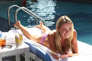Katrina Bowden - Beautiful in a bikini for an NYC L'Oreal shoot. August 2012
