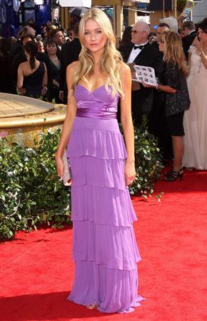 Katrina Bowden 62nd annual Primetime Emmy Awards on August 29, 2010
