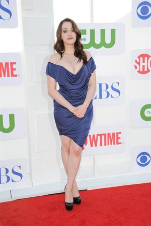 Kat Dennings - CBS, Showtime and The CW Party during 2012 TCA Summer Tour -- Beverly Hills, Jul. 29, 2012