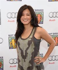 Kelly Hu Best Buddies Poker Event, Aug 22, 2013