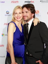 Kelly Rutherford 40th Annual International Emmy Awards (Nov 19, 2012)