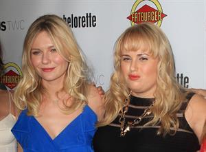 Kirsten Dunst - Los Angeles Premiere of Bachelorette Aug 23, 2012