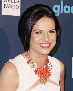 Lana Parrilla 24th Annual GLAAD Media Awards -- Los Angeles, Apr. 20, 2013