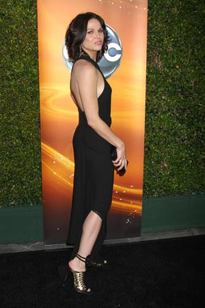 Lana Parrilla ABC Sunday Night Dramas Revenge And Once Upon A Time Premieres Red Carpet Event - Sept 29, 2012