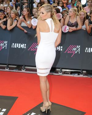 Laura Vandervoort 2013 MuchMusic Video Awards, June 16, 2013