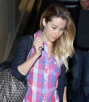 Lauren Conrad Los Angeles International Airport (16.04.2013)