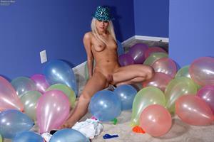 Rebecca Blue - Balloon Party