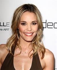 Leslie Bibb Bravo's 'Dukes of Melrose' launch in LA 2/28/13