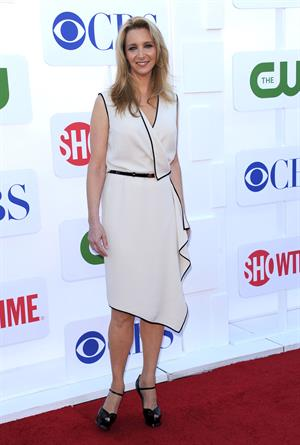 Lisa Kudrow - CW - CBS and Showtime Summer TCA Party - LA - 29.07.2012