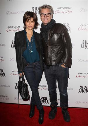 Lisa Rinna Weinstein Company Presents A Special Screening Of Silver Linings Playbook (November 19, 2012)