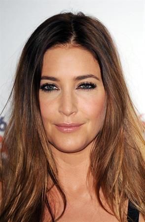 Lisa Snowdon - Capital FM's Summertime Ball in London, June 9, 2012