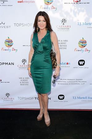 Lisa Vanderpump TJ Martell Foundation 4th Annual Family Day LA (October 28, 2012)
