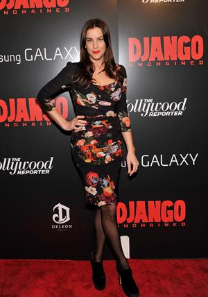 Liv Tyler attends screening of 'Django Unchained' hosted by The Weinstein Company December 11, 2012