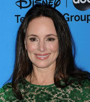 Madeleine Stowe Disney & ABC TCA Party in Beverly Hills August 4, 2013