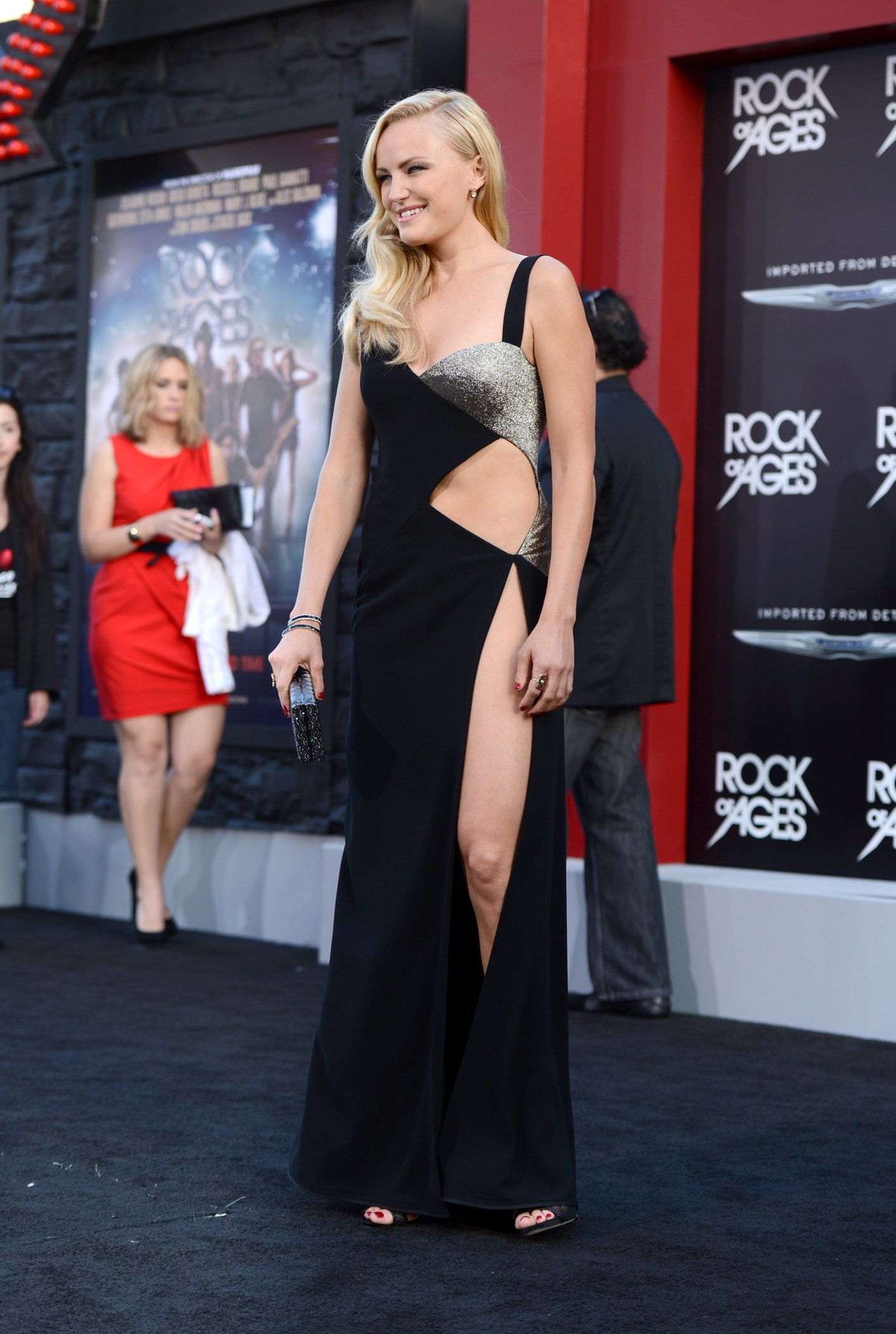 Malin Akerman -  Rock Of Ages  Premiere in Los Angeles (June 8, 2012)